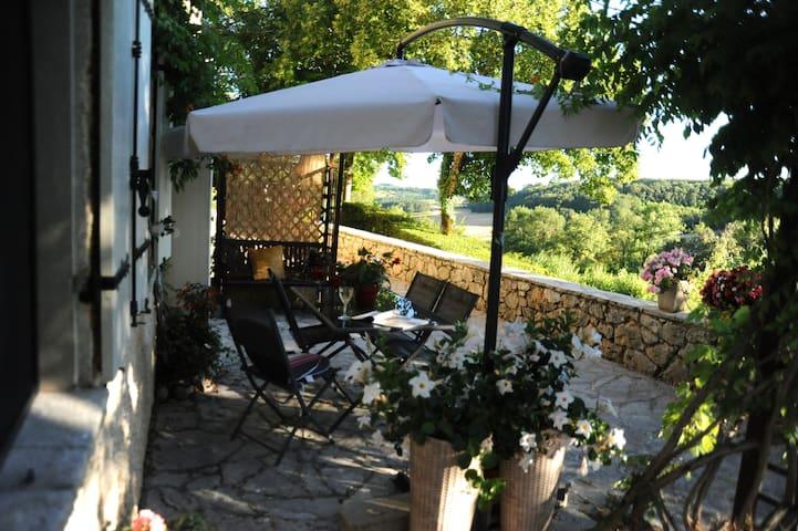 Apartmen at Cruzel near Lauzerte - Bourg-de-Visa - Leilighet
