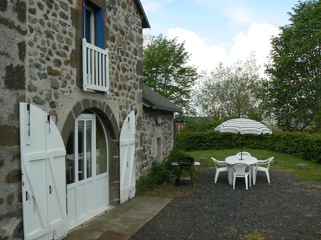 Gîte du Limon/Auvergne/ Puy Mary - Cheylade - Ev