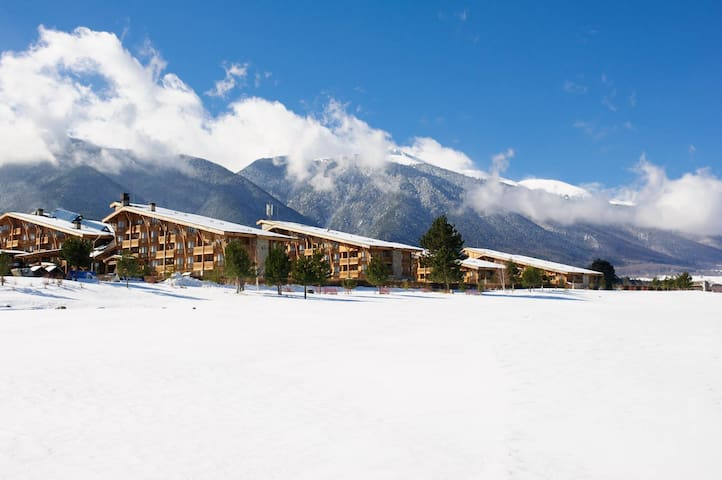 5 StarPirin Golf&Country Club, SKI, Golf & SPA 5 - Razlog - Departamento