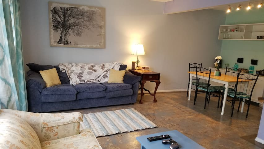 Spacious condo near UNC - Chapel Hill - Appartement