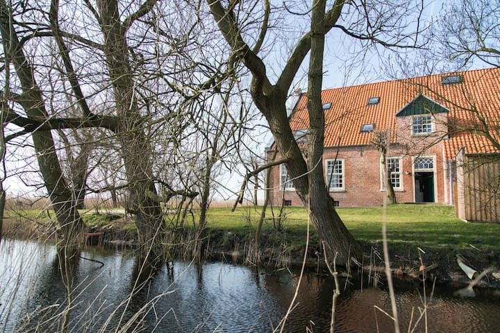 Apartment in restored Farmhouse from 1806 - Esens