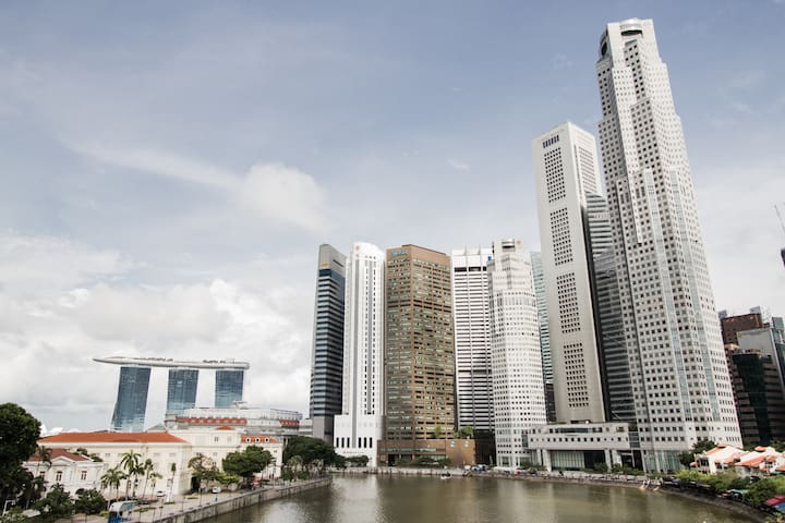 Stylish Studio King by Singapore River - Singapore