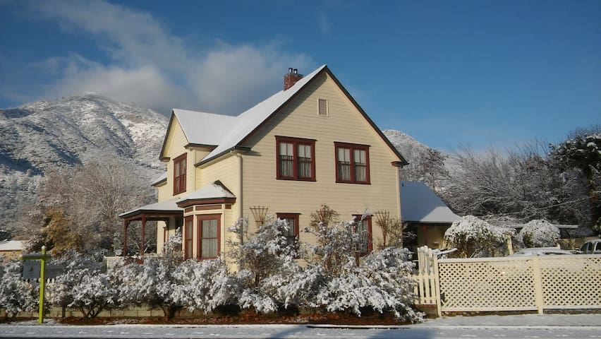 The Neill House in Beautiful Downtown Kernville. - Kernville - Dom