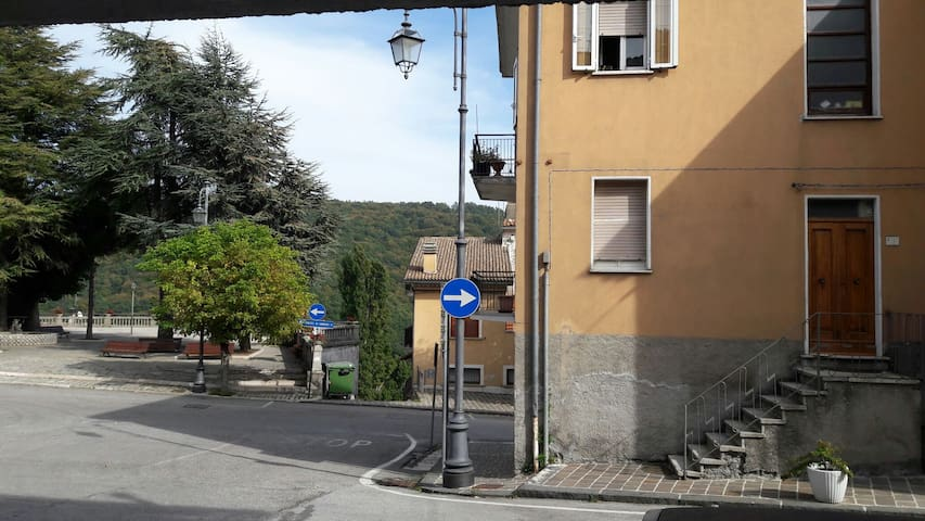 Appartamentino in Montagna con balcone - San Pietro Avellana - Leilighet