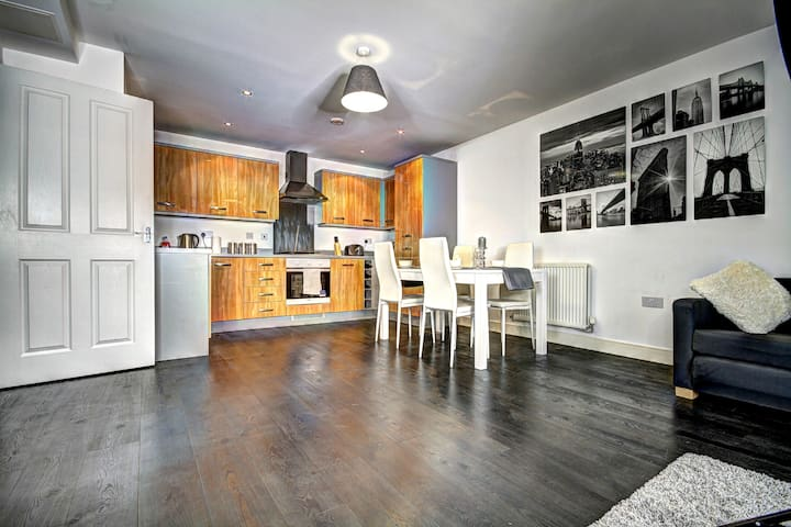 Deluxe Serviced Apartment in Brentwood Town Centre - Brentwood - Apartemen
