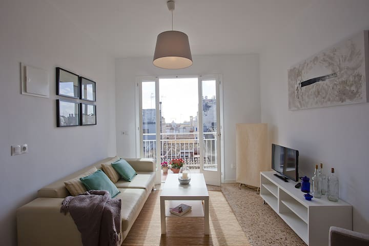 luminoso apartamento cerca de la playa - Porto Cristo - Appartement