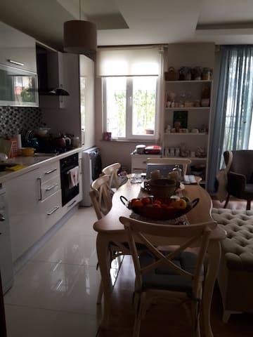 LOVELY HOME IN AN AMAZING REGION - Büyükçekmece - Appartement