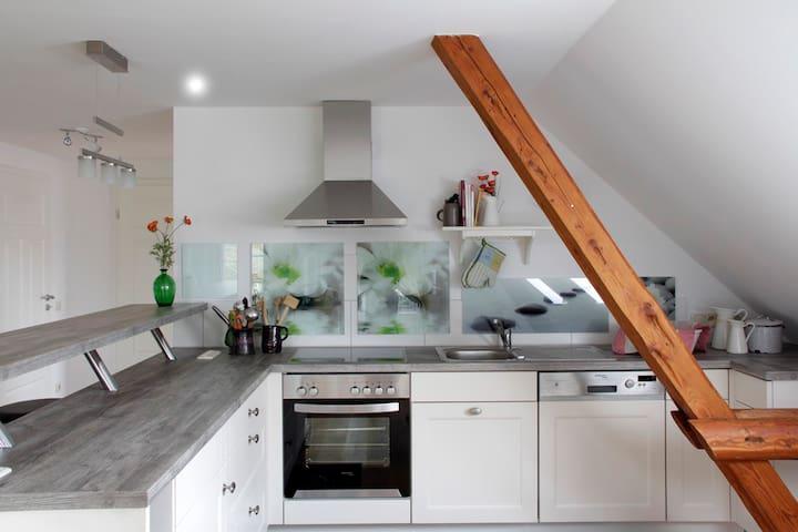 SchönErleben - Schwabstedt - Apartamento
