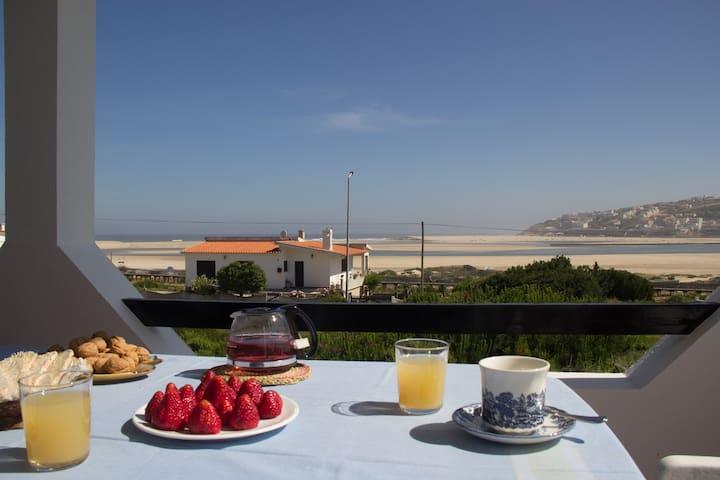 Beach House: great sea views & Golf - Óbidos Municipality