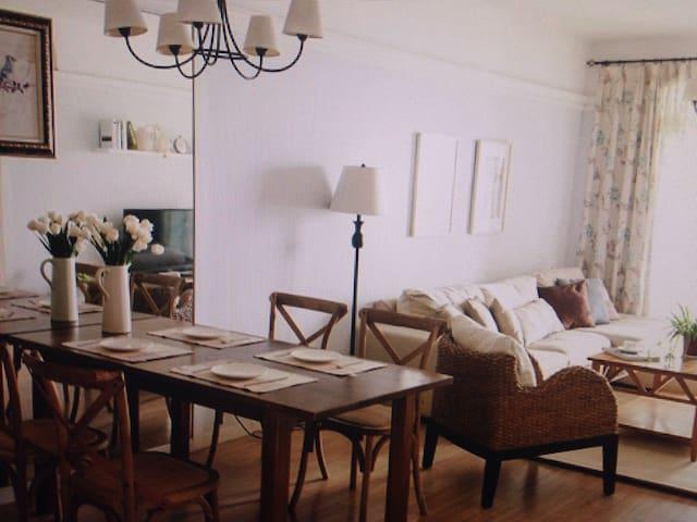 Cozy family suite - 瑟斯克 - 獨棟