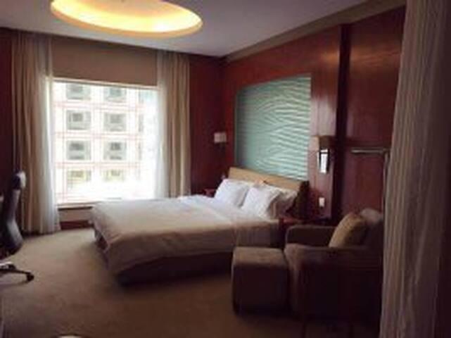 波特曼公寓 让你轻松入住酒店式公寓 享受酒店式服务 - 宁波 - Appartement