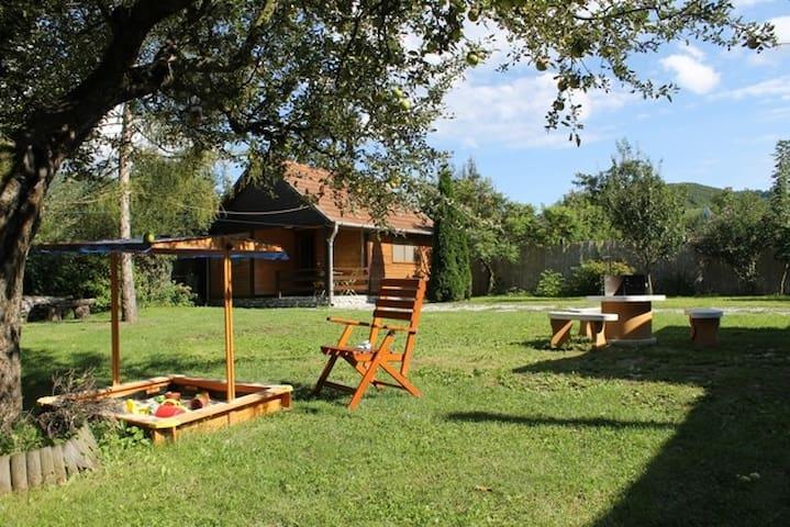 Szilvásvárad Camping - Apartmanház - Szilvásvárad - Hus