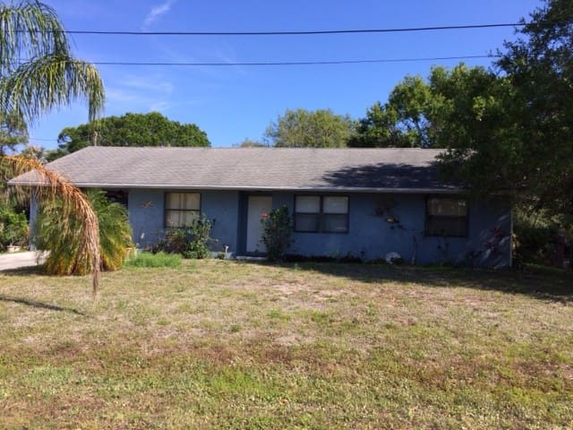 Beautiful oasis in the city! - Fort Pierce - Hus