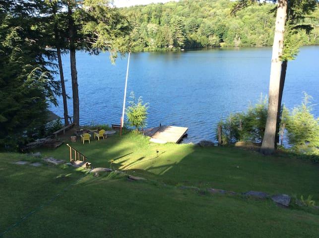 Lakeside Home in Wilmington Vermont - Wilmington - Huis