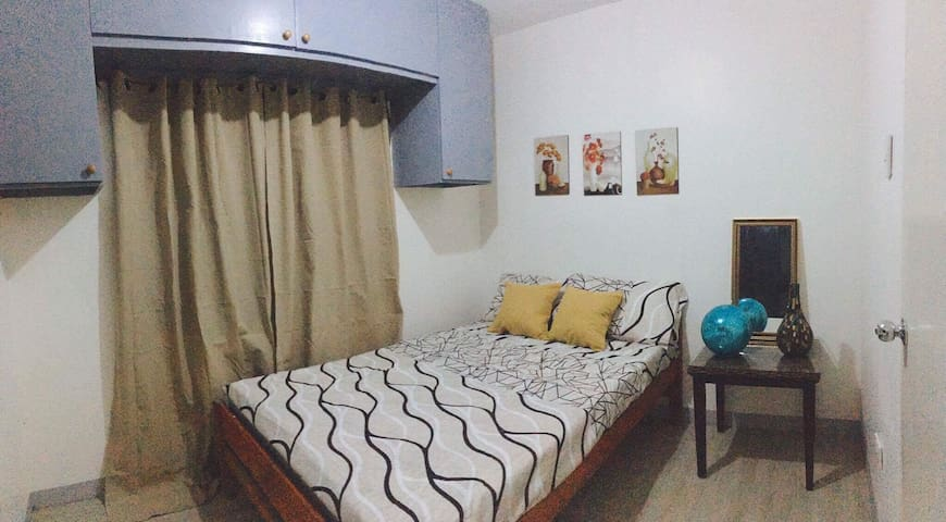 Private Room in the heart of the CT - Iloilo City - Rumah