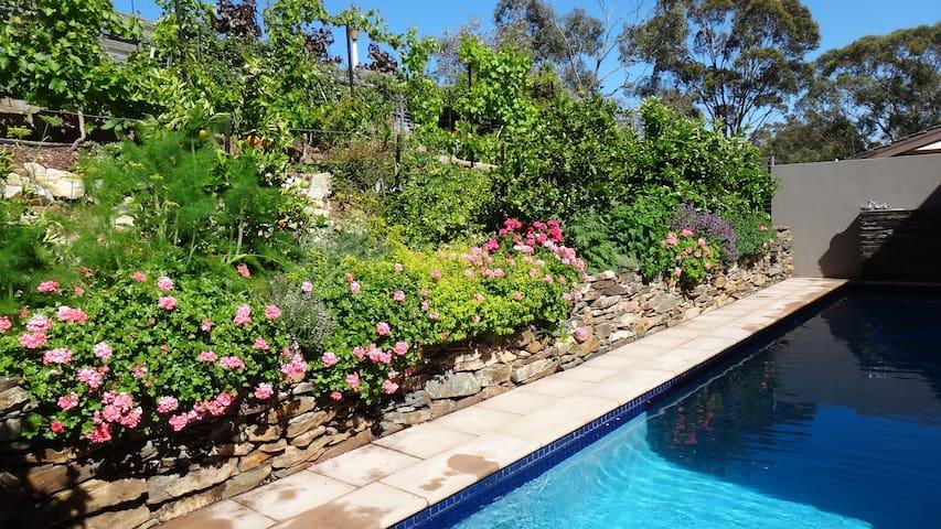 """Fernlea"" private garden apartment - Burnside - Appartement"