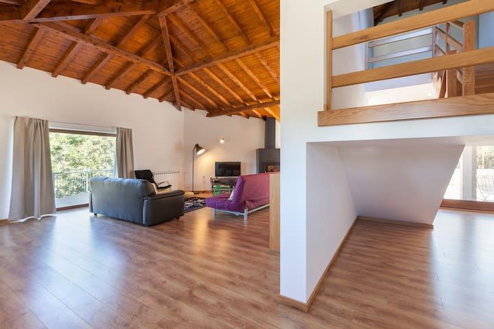 Uma vivenda de luxo no interior do Alto-Minho. - Ponte da Barca - Villa