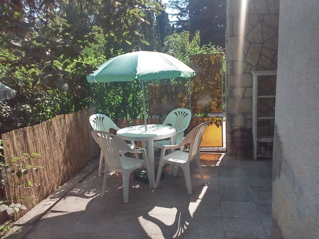 Small house for rent in Zamárdi-felső - Zamárdi - Hus