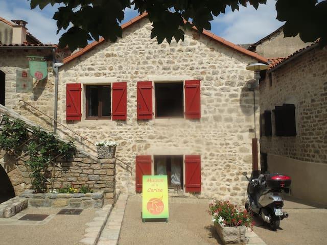 maison de village - Paulhe - Rumah