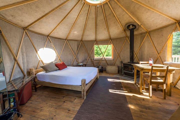 YURTA YURT at Terra Perma - Harrington - Yurt