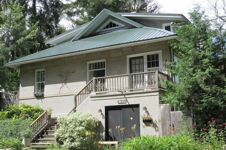 Watson Place - In Town, in the Wild - Saranac Lake - Appartement