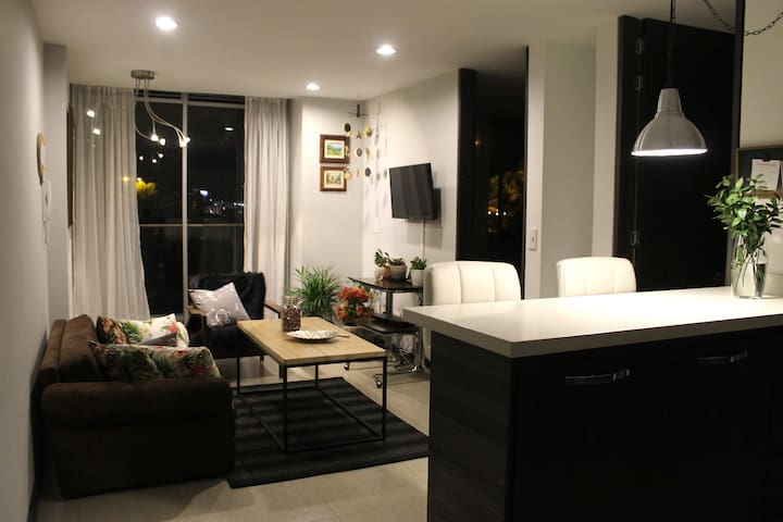 Bright & cozy apartment! - Manizales - Appartement