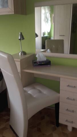 It offers two rooms in Warsaw - 20 min from center - Warszawa - Daire