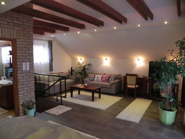 Sirály Apartman Miskolctapolca - Miskolctapolca - Дом