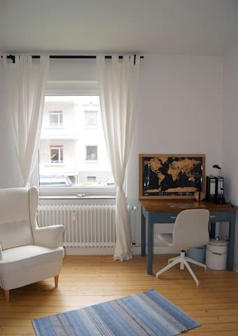 cosy living room, 20m² - Braunschweig - Lägenhet