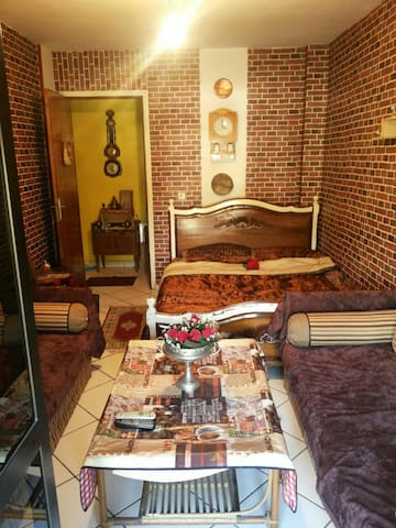 Cosy Moroccan appartment + breakfast - Salé - Pis