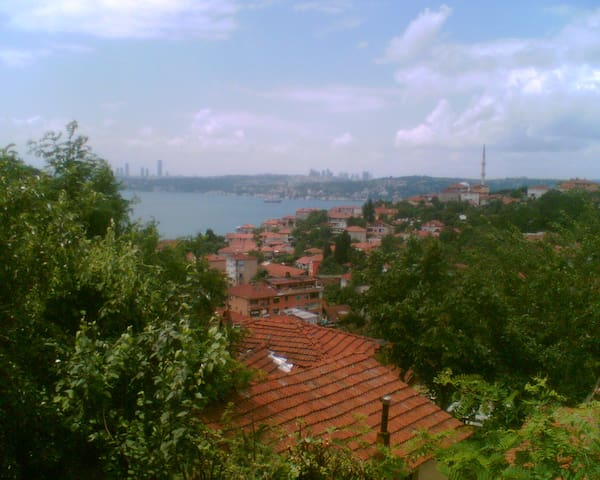 A house with a garden (with Bosphorus view) - Beykoz - Haus