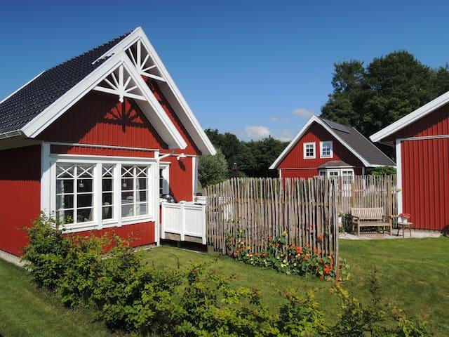 Vakantiehuis Groningen - Blauwestad | Svea Stuga - Finsterwolde - Hus