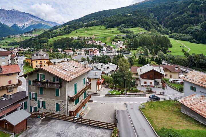 """""""White Lily""""..  feel the Alps - Cepina - Apartamento"""