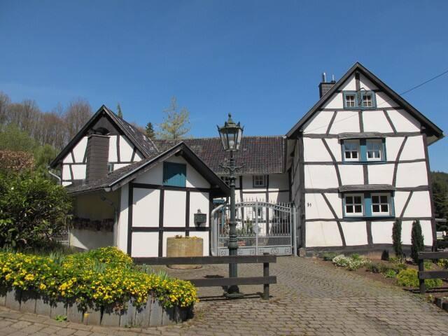 Ferienwohnung in Anstois am Nationalpark Eifel - Kall - Departamento