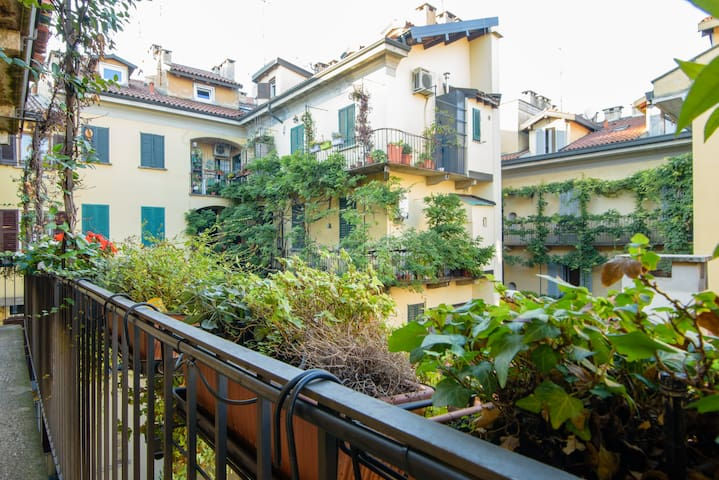 Cosy stay in Milano's heart - 米蘭