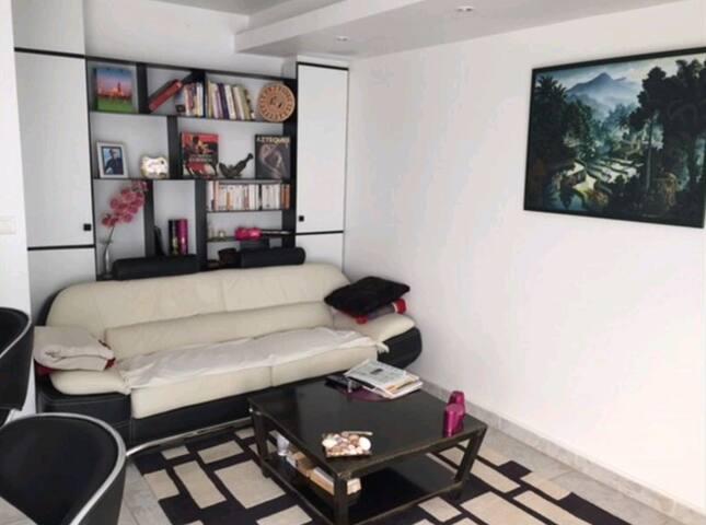 Appartement cosy au coeur de Bassussarry - Bassussarry - Leilighet