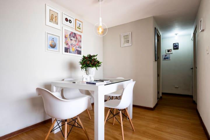 Share apartment - Miraflores District - Leilighet