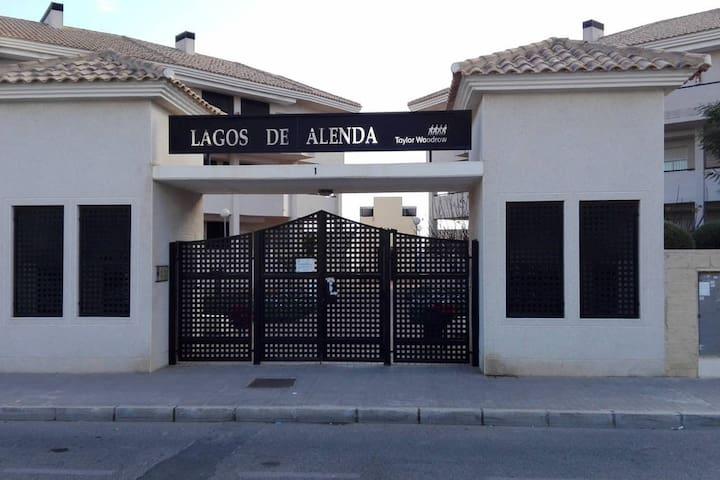 Apartment at Alenda Golf - Monforte del Cid - Lägenhet