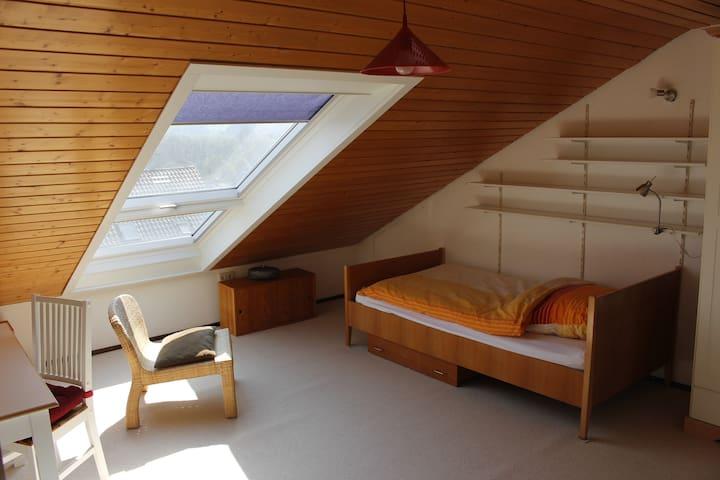 Zimmer mit Aussicht - Nürtingen - Hus