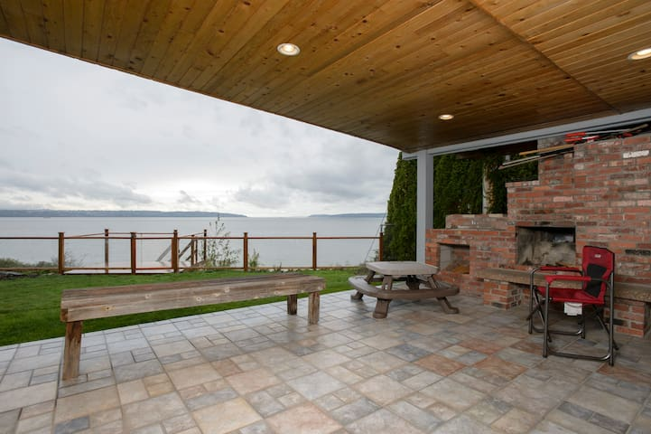 Entire 3050sq ft. Marysville Water View Home - Tulalip - Casa
