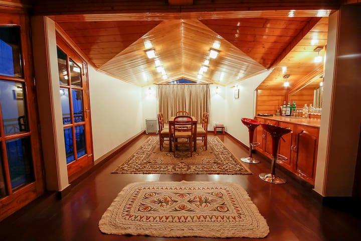 The Loft in the Hills - Shimla - Wohnung