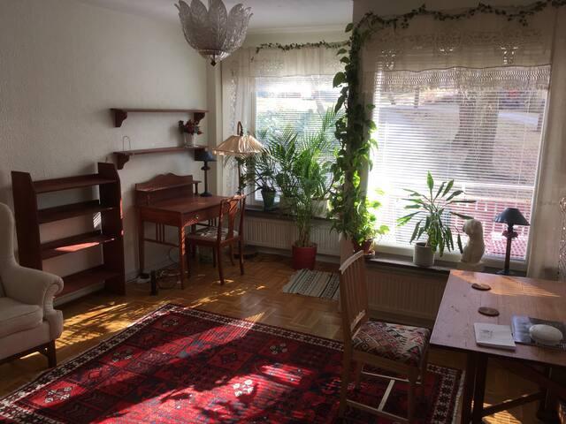 Shared room in Mörby, 15min to city center - Danderyd