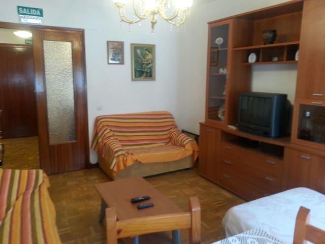 Apartamento turístico capuchinos - Los Arcos - Lägenhet