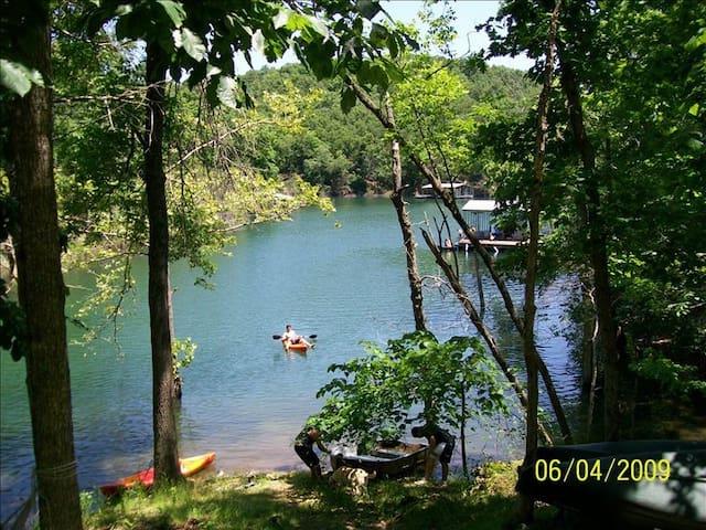 Lakefront Cabin Beaver Lake - Rogers - Haus