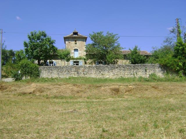Pigeonnier dans le Gers - Lectoure - Casa