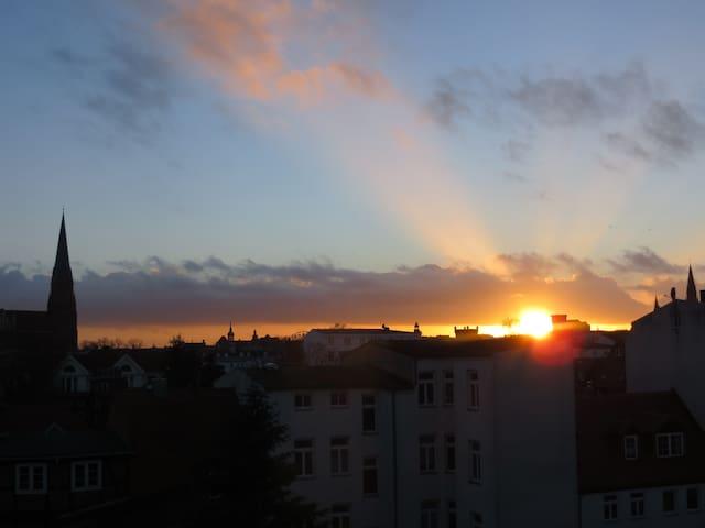 Hochbett mit Frühstück - Schwerin - Ev