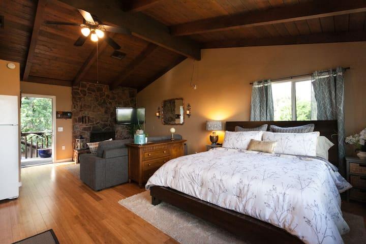 Private Tropical Studio - La Mesa - Huis