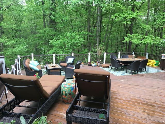 Beautiful, Bright Room to Relax - Oakton