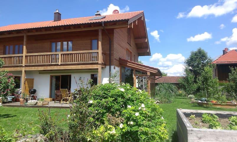 Familienurlaubsglück zwischen Bergen und München - Valley - Huis