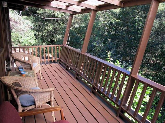 Cabin 3, Sandy Bar Ranch - Orleans - Blockhütte